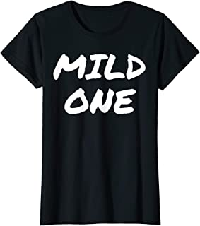 Mild & Wild One Best Friend T Shirts - Matching BFF Outfits