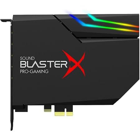 Sound Blasterx Ae 5 Hi Resolution Pcie Gaming Sound Computers Accessories