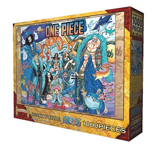 Ensky 1000 Piece Jigsaw Puzzle One Piece 20Tanniversary (50 X 75 Cm) (japan import)