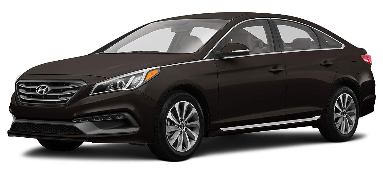 Amazon Com 2016 Hyundai Sonata 1 6t Eco Reviews Images And Specs Vehicles