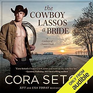 The Cowboy Lassos a Bride audiobook cover art