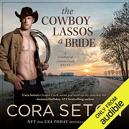 The Cowboy Lassos a Bride cover art