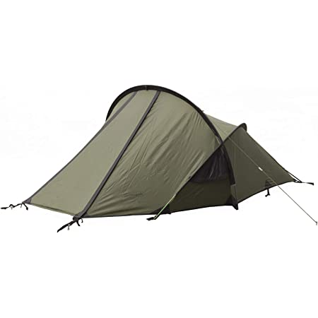 Snugpak(スナグパック) スコーピオン2 オリーブ 2人用 ミリタリー テント グランドシート付属 防風 耐水圧5000 キャンプ 登山 ツーリング (日本正規品) ワンサイズ
