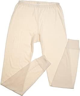 HOCOSA Women's Long-Underwear Pants in Organic Cotton/Hemp Blend