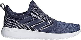 navy blue adidas running shoes
