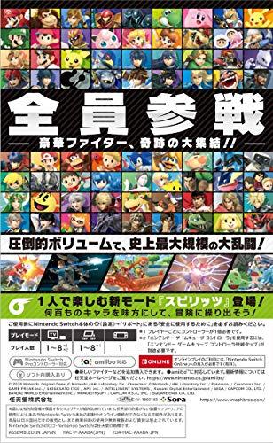 大乱闘スマッシュブラザーズSPECIAL-Switch