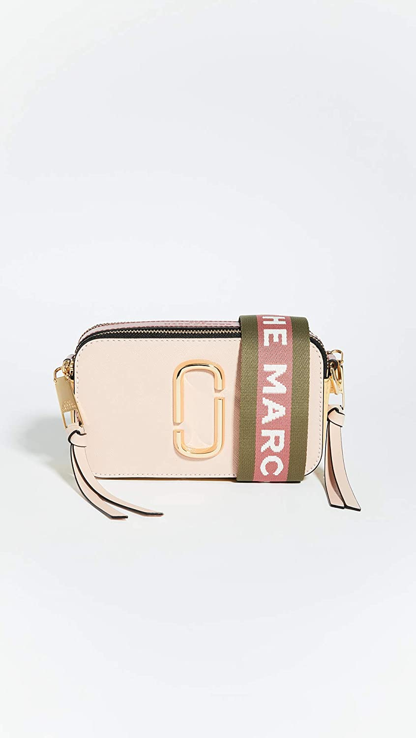 The Marc Jacobs Womens Snapshot Bag, New Rose Multi, One Size