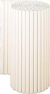 東プレ (Topre Corporation) シャッター風呂ふた アイボリー 80cm×8m巻 フレスコ サイズフリーカット W8m