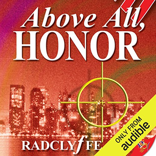 Above All, Honor audiobook cover art
