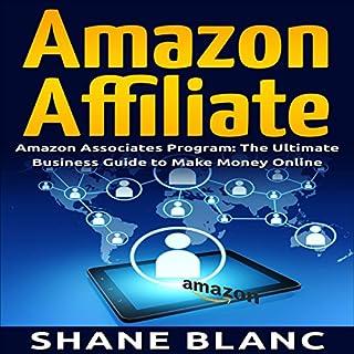 Amazon Affiliate audiobook cover art