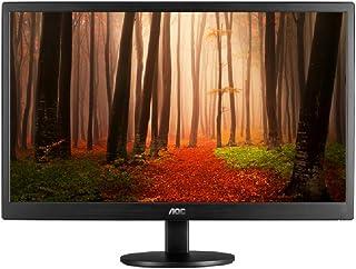 AOC E1670SWU/WM Monitor, 15.6-Inch Screen, LED-Lit, pixels, 16: 9, 0 USB, 0 hertz