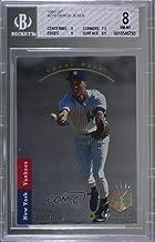 Derek Jeter Graded BGS 8 NM-MT (Baseball Card) 1993 Upper Deck SP - [Base] #279