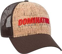 Product of Ottocap Five Panel Low Profile Melton Wool Blend Cap -Blk/Cork/Blk [Wholesale Price on Bulk]