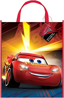 Large Disney Cars Party Bag, 33cm x 28cm