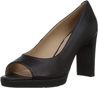 Geox D Annya High Sandal D, Escarpins Bout Ouvert Femme