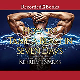 How to Tame a Beast in Seven Days audiobook cover art