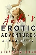 Jade's Erotic Adventures: Books 21 - 25 (Lesbian Voyeur BDSM Erotica) (5)