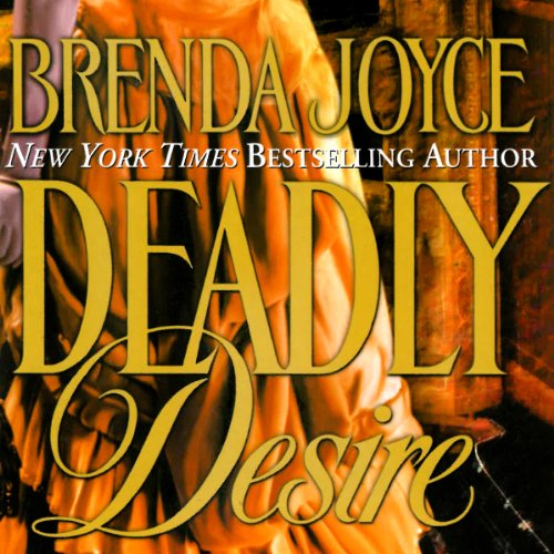 Deadly Desire audiobook cover art
