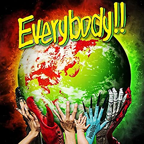 [Album]Everybody!! – WANIMA[FLAC + MP3]
