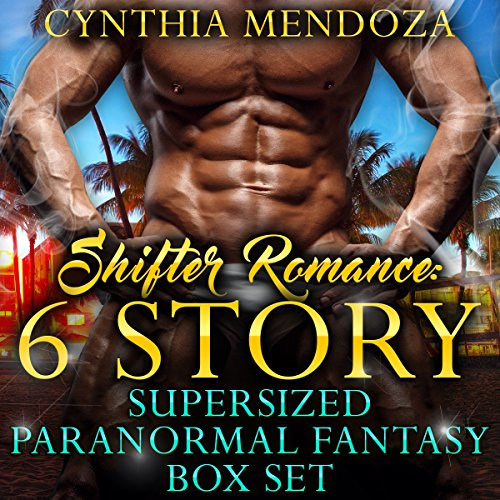 Shifter Romance audiobook cover art