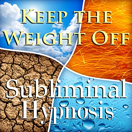 Keep the Weight Off Subliminal Affirmations audiobook cover art
