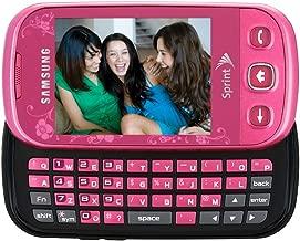 SPRINT Samsung Seek M350 Phone PINK FOR SPRINT