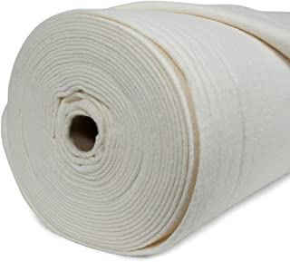 Fairfield 45in Soft & Toasty Cotton Batting (Roll 5 Yard)