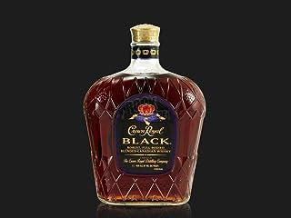 Crown Royal Black Canadian Whisky mit Geschenkverpackung 1 x 1 l