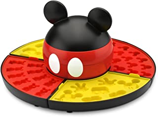 Disney DCM-31 Treat Mickey Gummy Maker, Red/Yellow