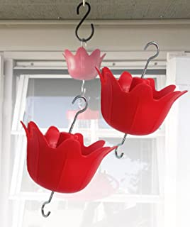 Ant Moat Hooks for Hummingbird - Garden Feeder Gets Rid of Ant Guard Fast Accessories,2pcs