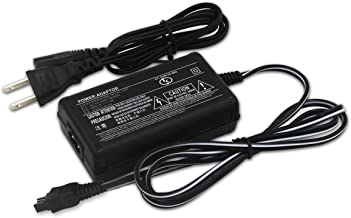 AC Power Adapter Charger for Handycam DCR-HC21, DCR-HC26, DCR-HC28, DCR-HC30, DCR-HC32, DCR-HC36, DCR-HC38, DCR-HC42, HC52, HDR-HC3, HDR-HC5, HDR-HC7, HDR-HC9 Camcorder