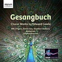 Gesangbuch-Choral Works By Edward Cowie