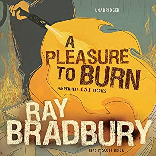 A Pleasure to Burn cover art