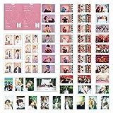 Nuevo KPOP BTS Ámate a ti mismo Contesta Álbum Papel Foto Tarjeta Autógrafo Foto tarjeta