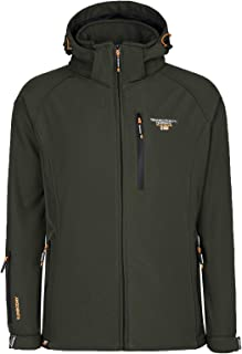 Geographical Norway Taboo - Chaqueta impermeable para hombre