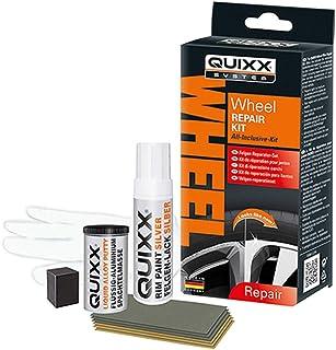 Quixx Reparatieset voor velgen   velgenkrabber remover   aluminium velgenreparatieset