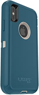 OtterBox Defender Series Case for iPhone Xs Max (ONLY), Case Only - Bulk Packaging BIG SUR (PALE BEIGE/CORSAIR)