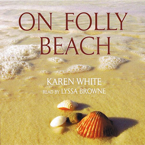 On Folly Beach audiobook cover art