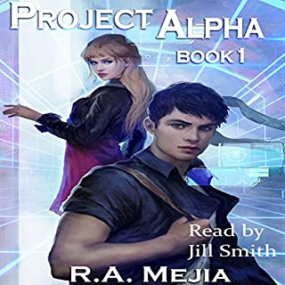 Project Alpha: Book 1 cover art