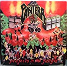 Pantera Projects In The Jungle vinyl record