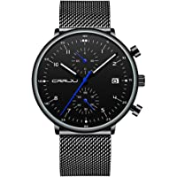 Curren Men's Chronograph Watch with Date