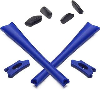 Mryok Earsocks Nosepieces Kits for Oakley Flak Jacket XLJ Sunglass