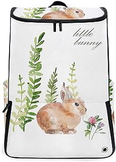 MALPLENA Mochila de Senderismo para Camping al Aire Libre Little Bunny Mochila de Viaje