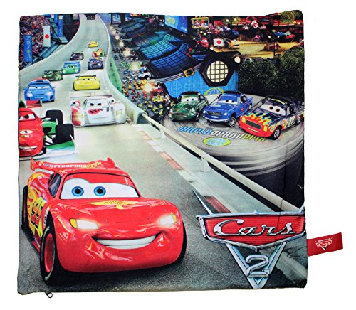 Cars Disney Almohada Funda de cojín (40x 40cm)
