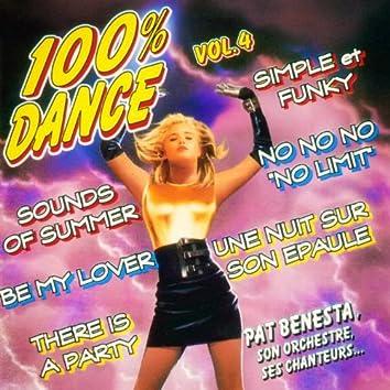 100% Dance, Vol. 4