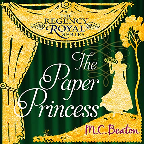 Couverture de The Paper Princess