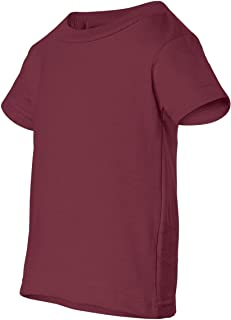 Rabbit Skins 3401 Infant 5.5 oz. Short-Sleeve Jersey T-Shirt