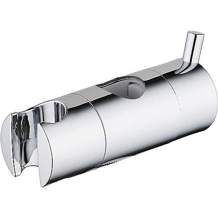 tecuro 6353505/Support mural de douche pour barre Chrom/é /Ø 23/mm