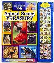 Encyclopedia Britannica Kids - Animal Sound Treasury Book - PI Kids (Play-A-Sound)