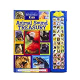 Encyclopedia Britannica Kids - Animal Sound Treasury Book - PI Kids (Play-A-Sound)